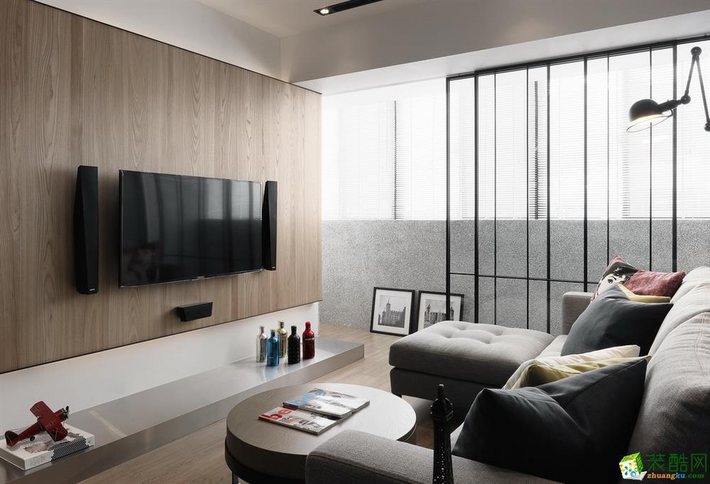 品众装饰—80㎡现代简约两居室