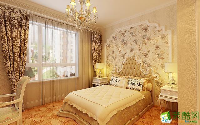 业之峰装饰―97�O欧式风格三居室