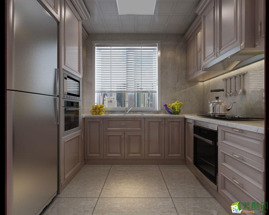 长沙御居装饰-欧式三居室装修效果图