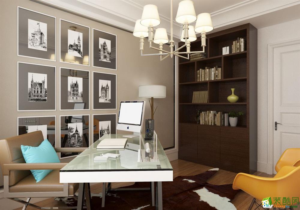 长沙御居装饰-混搭两居室装修效果图