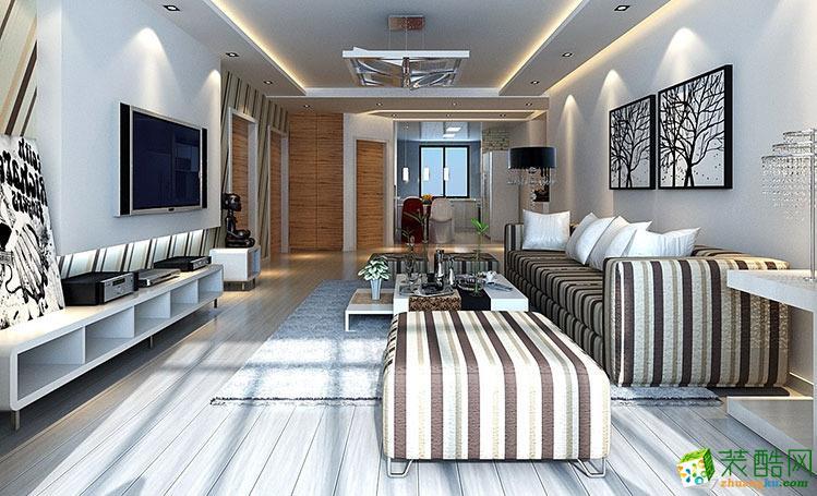 【壹家居装饰】150平米现代风格案例图