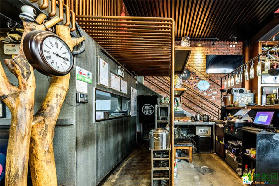 【徽華金典裝飾】望京韓國料理餐飲280平米韓式風格案例圖