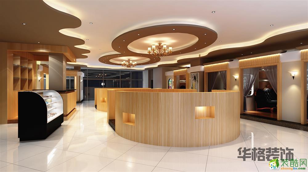 现代风格/咖啡厅/科技城咖啡馆