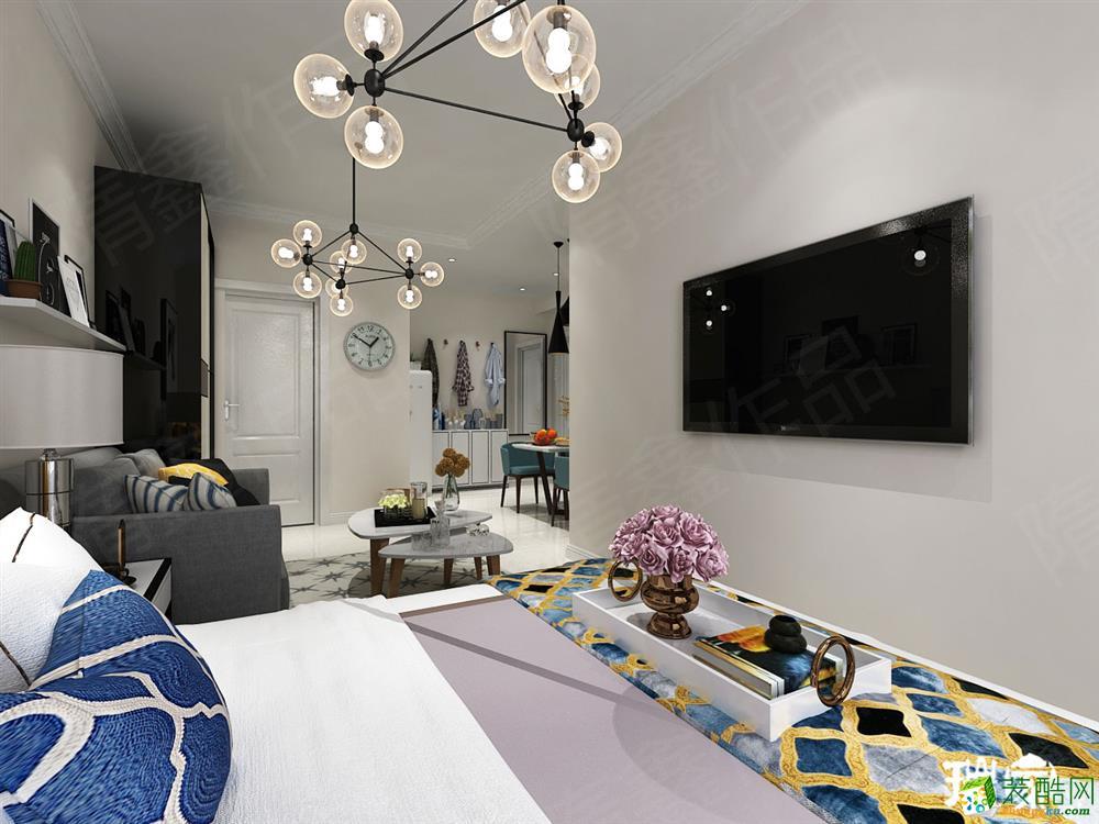 【新润万寿里】50㎡一室一厅一卫现代