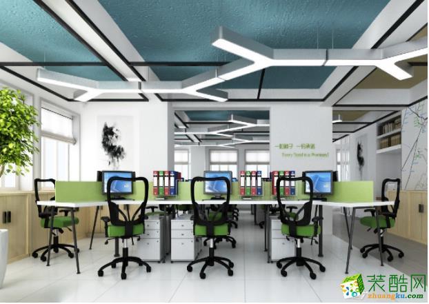 辦公室裝修/寫字樓裝修/總裁辦公室裝修(居樂高裝飾)