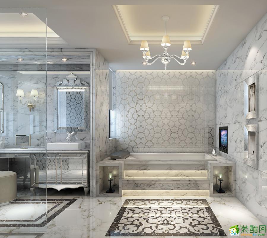 >> 滁州金阳装饰-简欧两居室装修效果图图片