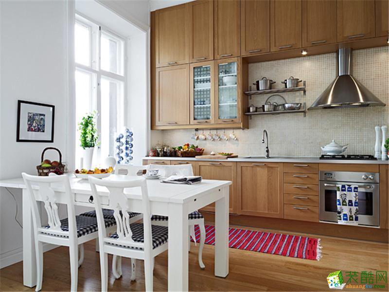 长沙品�醋笆�-北欧三居室装修效果图