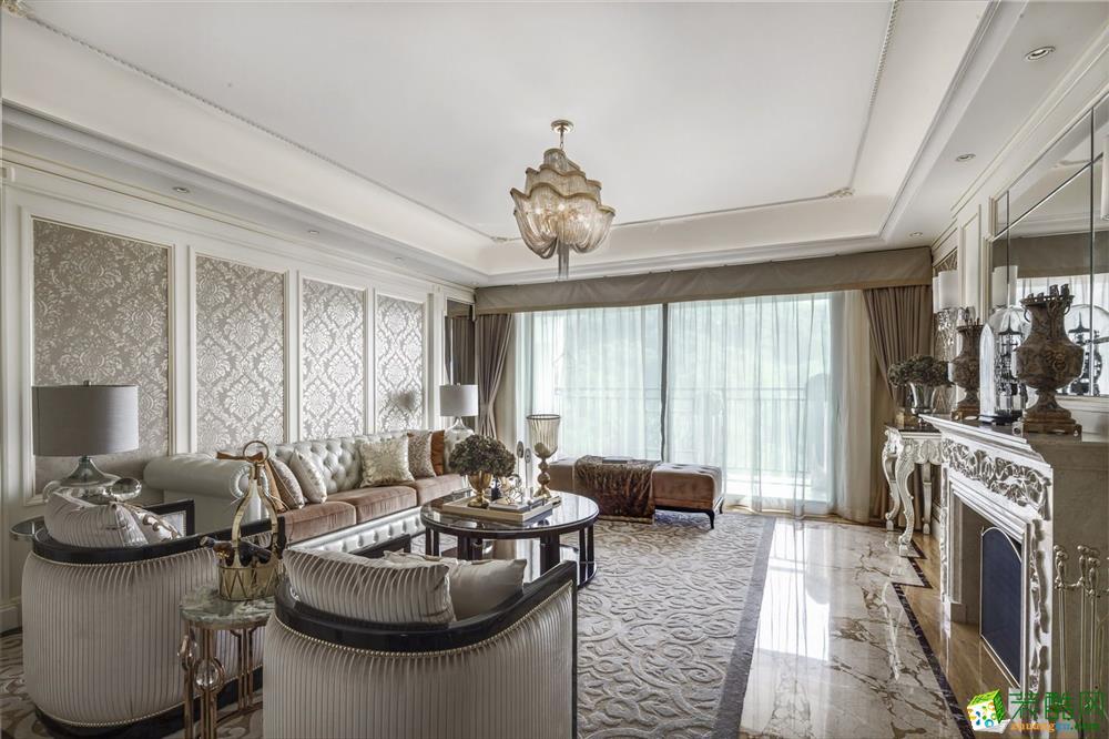 宁波同盛装饰-三室两厅一卫