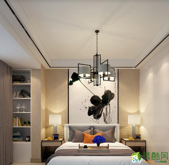 現代風格/兩室兩廳一衛/半包