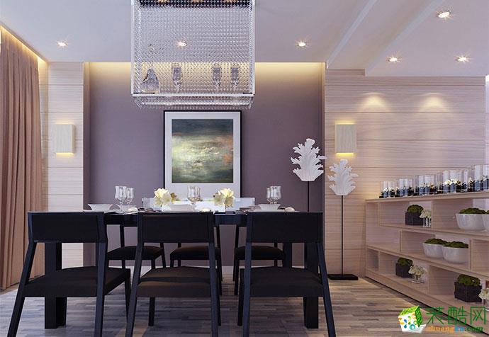 【景珑装饰】现代风格 两居室实景案例图