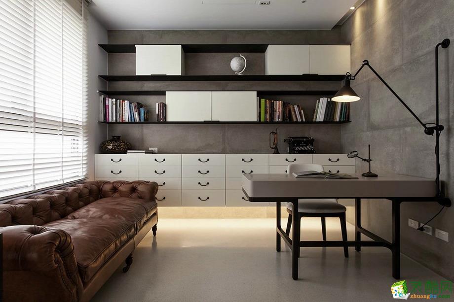 龙发装饰/现代简约/三室两厅