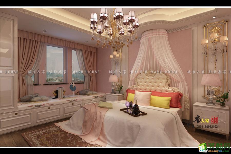 卧室  碧桂园