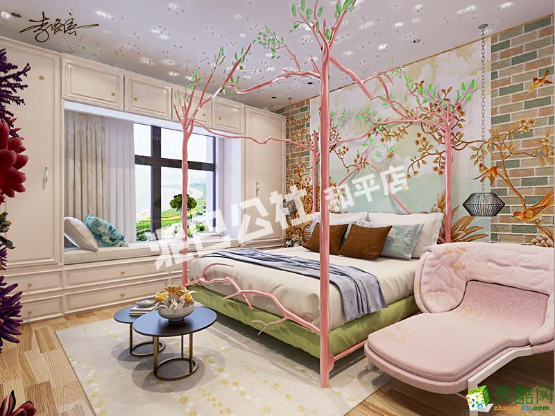 天津泥巴公社装饰-两室一厅一卫