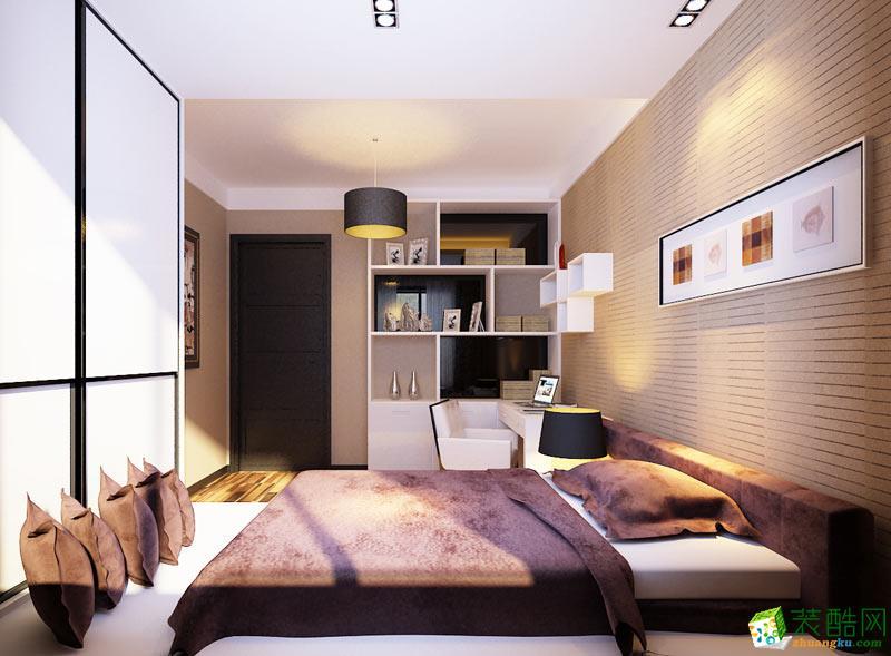 安耀建筑装饰/现代风格/三室两厅