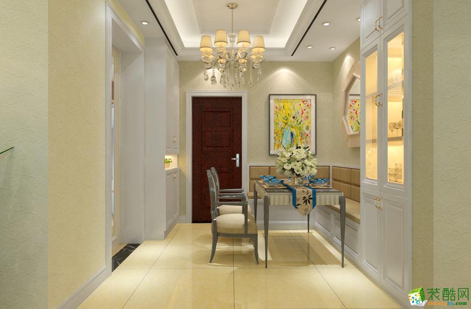 长沙雅筑装饰-北欧两居室装修效果图