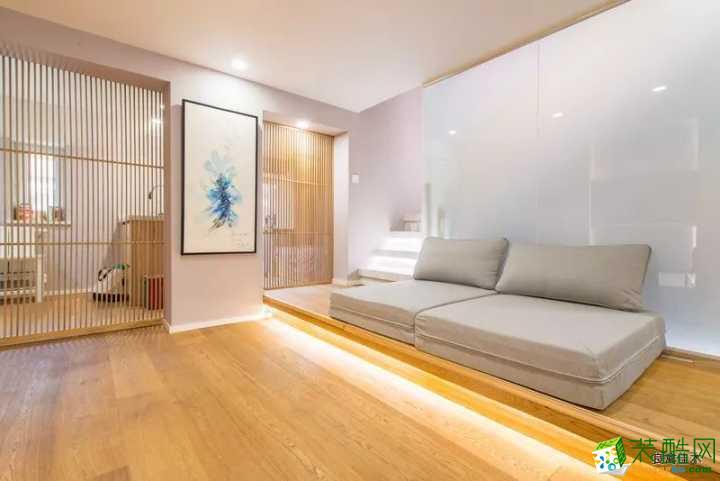 【九创装饰】越城住房 中式风格