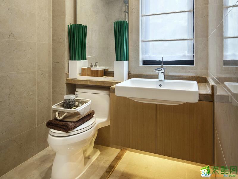 无锡美集客装饰-现代简约三居室装修效果图