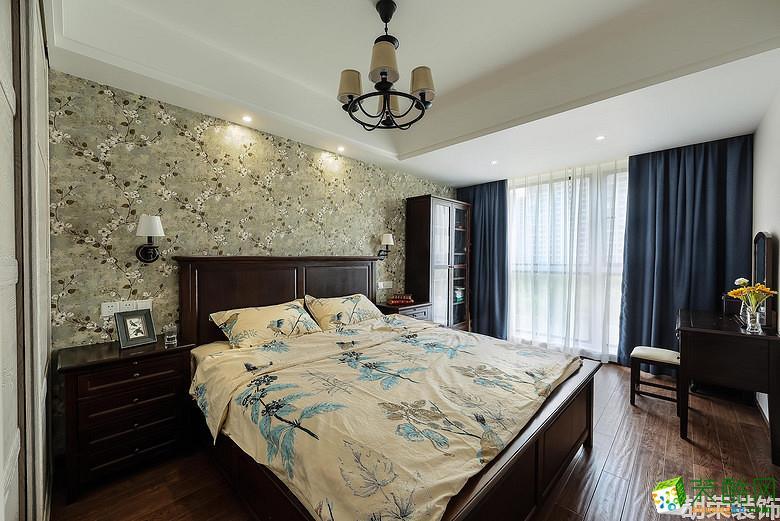 胡荣装饰―129美式风格三居室
