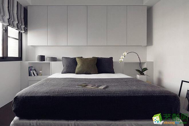 良星装饰―89�O现代简约两居室装修