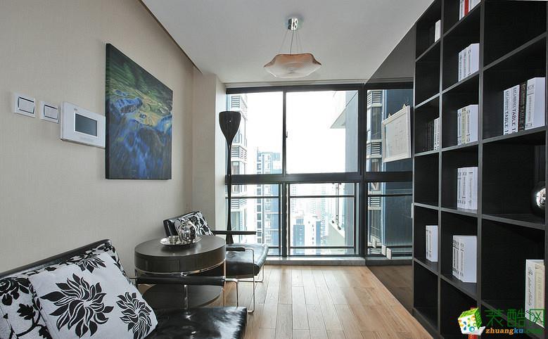 辰诺装饰―112�O现代简约三居室