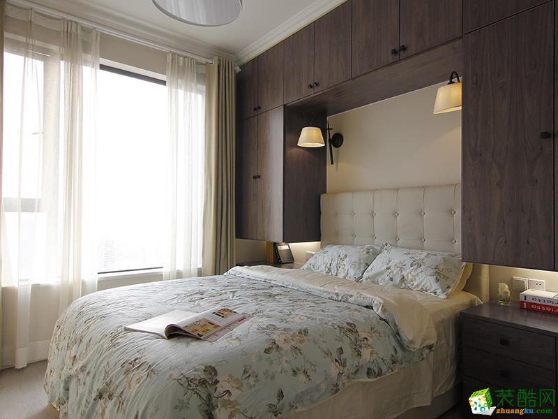 常熟龙鼎装饰-混搭三居室装修效果图