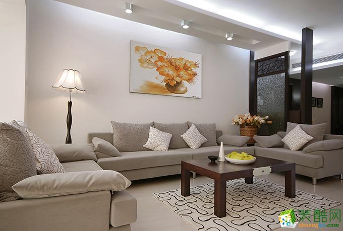 【苹果装饰】左右熙地|新中式风格|四室两厅两卫