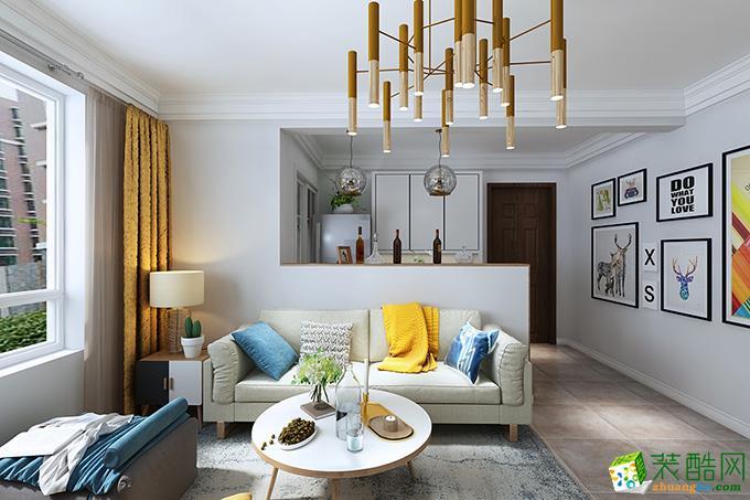 【红玛瑙装饰】大雅云居山|现代简约风格|两室两厅两卫