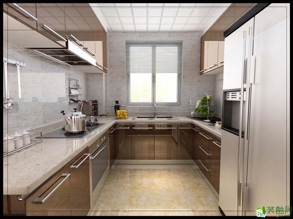 >> 80平米欧式两居室装修效果图