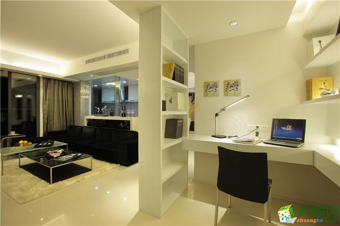 【居众装饰】大雅云居山96平米现代风格两居室