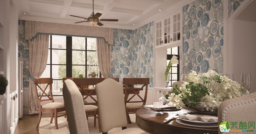 【木森装饰】现代风格|三室两厅