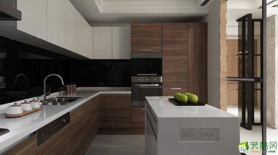 【匠心装饰】85平米现代简约风格两居室装修案例图