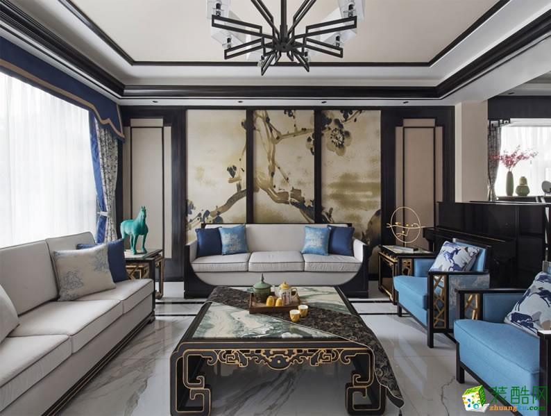 【盛世家博】中式风格|三室两厅