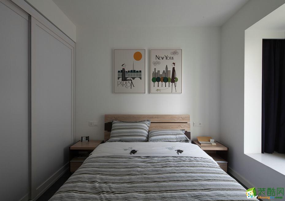 【全民易装】百步亭84�O北欧风格两室两厅装修效果图