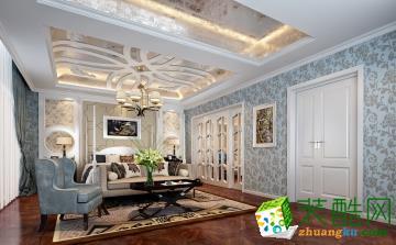 四室两厅|160平|欧式风格|装修效果