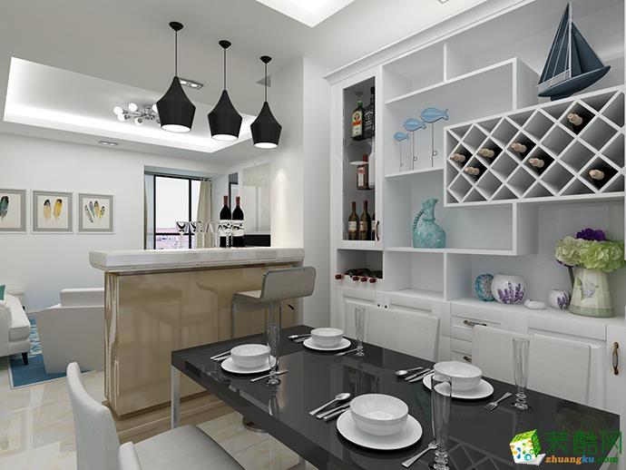 两室两厅|140平|欧式风格|装修效果