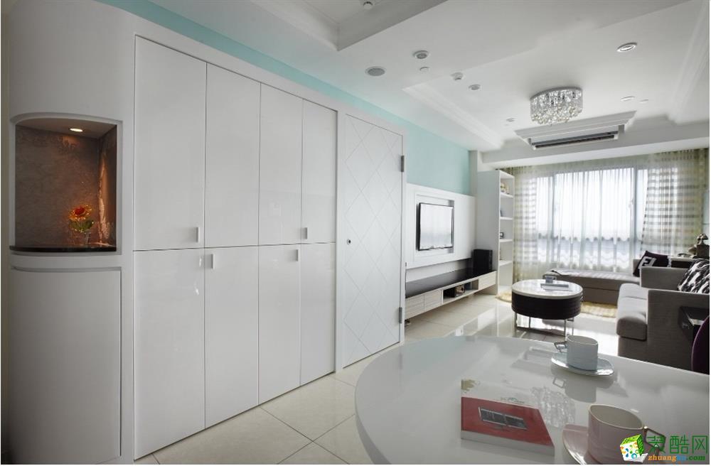 两室两厅|118平|现代风格|装修效果