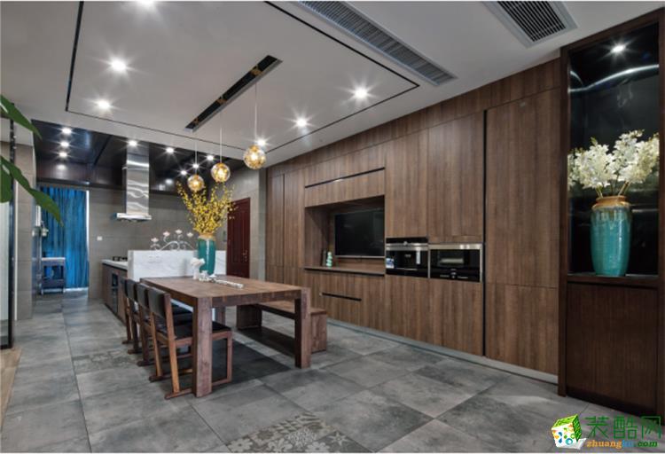 两室两厅|92平|简约风格|装修效果