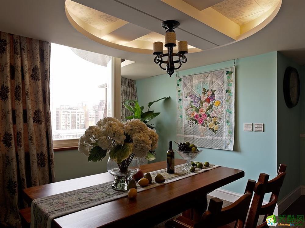 【橙家装饰】150平米现代简约风格跃层住宅装修案例图