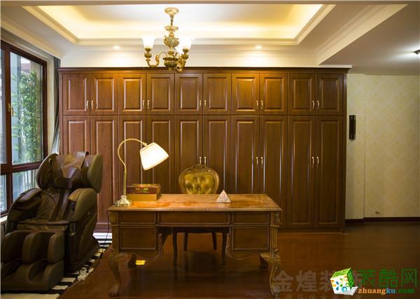 三室两厅 154平 古典风格 装修效果