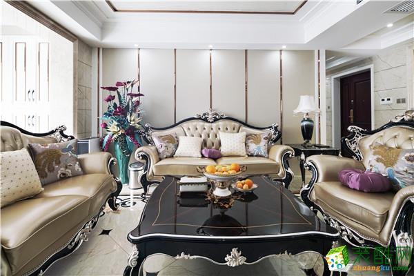 四室两厅|192平|古典风格|装修效果