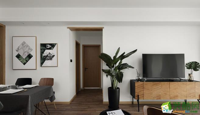 【博尊装饰】欧式风格|三室两厅