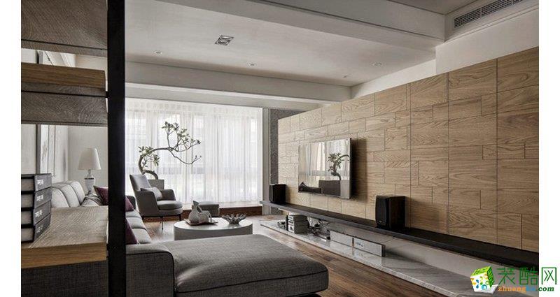 两室两厅|100平|现代风格|装修效果
