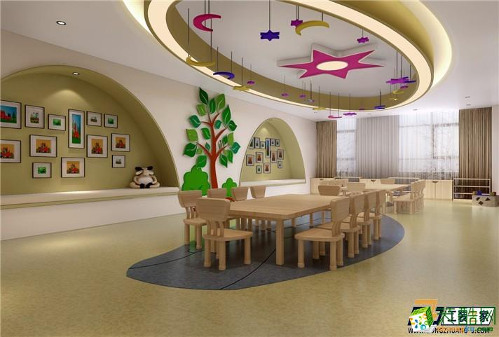 临潼幼儿园装修设计图