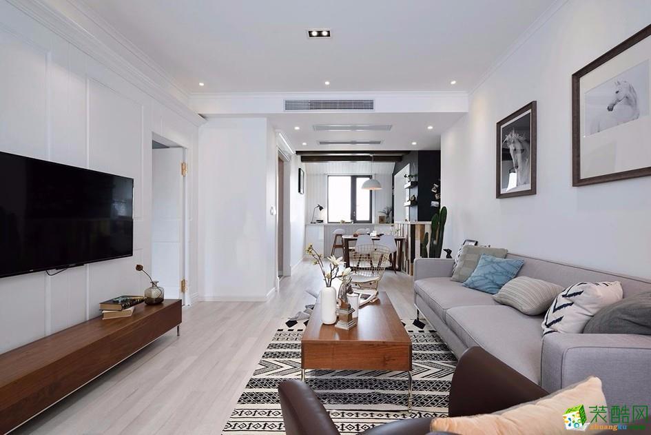三室兩廳|135平|現代風格|裝修效果