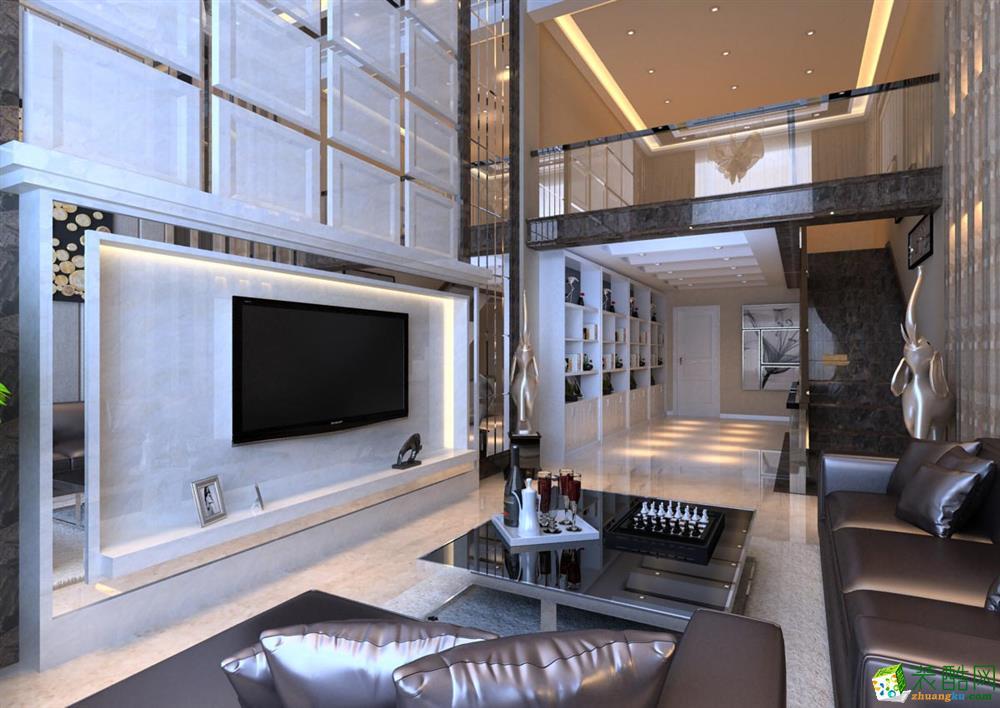 澳海澜庭-五居室-港式风格
