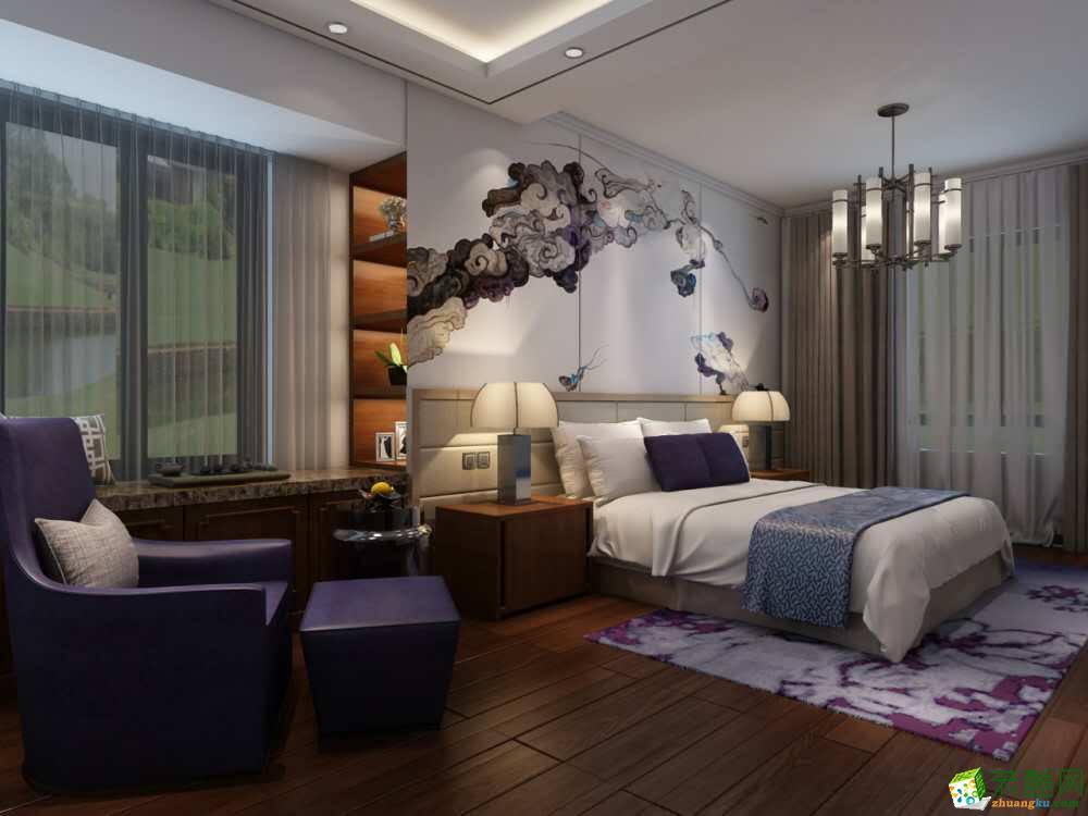 龙发装饰|新中式风格唯美之家