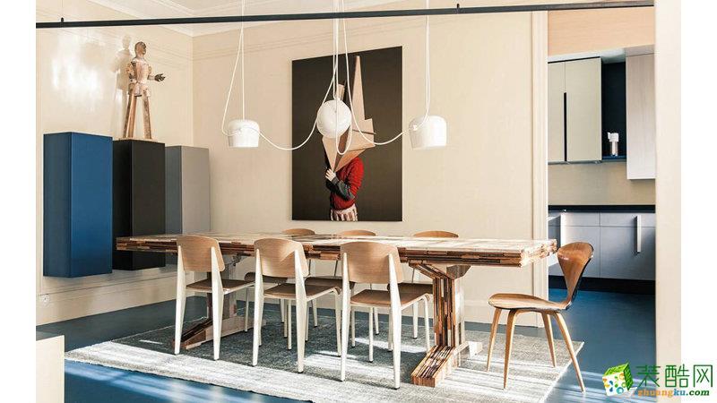 四室两厅|140平|古典风格|装修效果图