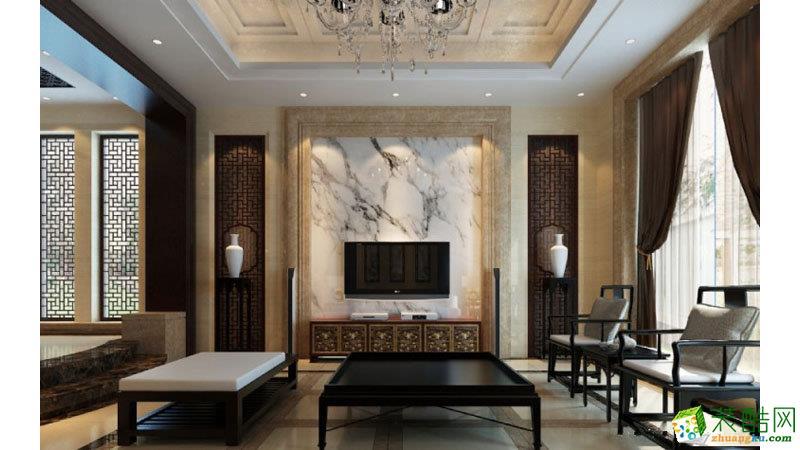 【菲亚德】中式风格|三室两厅