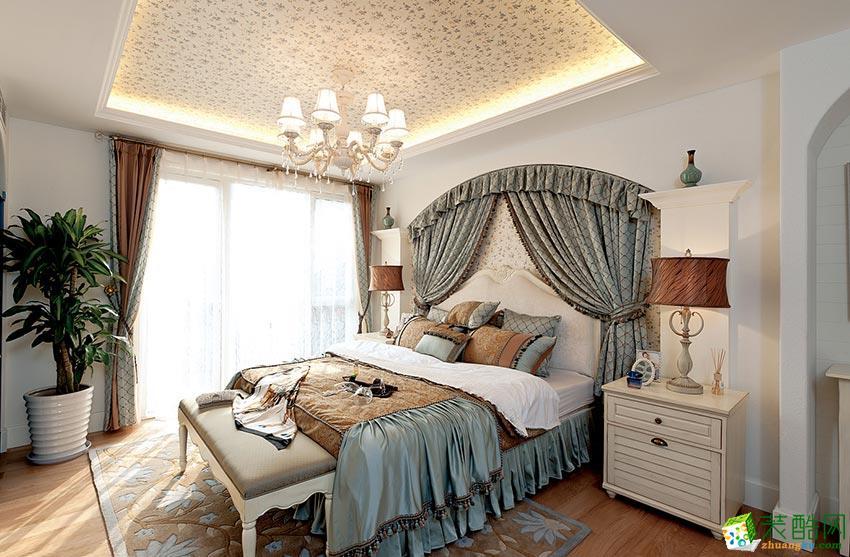 西安零元素装饰设计工程有限公司-三室两厅两卫