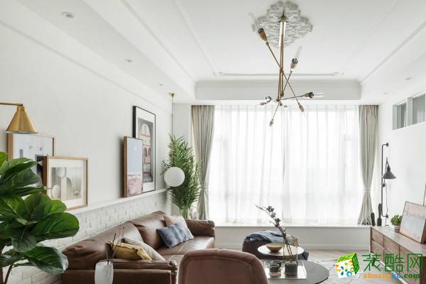 舒适自然家居空间,呈现了家的温暖与朝气